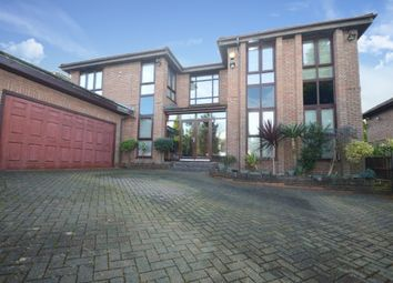 Thumbnail 4 bed detached house for sale in Ringley Park, Whitefield, Manchester