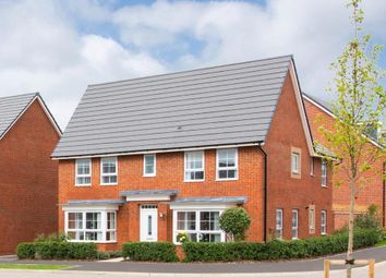"Thumbnail 4 bed detached house for sale in ""Alnwick"" at Weddington Road, Nuneaton"