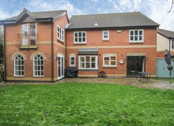 4 bed detached house for sale in Viking Way, Thurlby, Bourne PE10