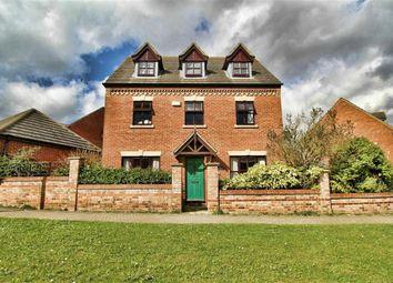Thumbnail 5 bedroom detached house for sale in Cranbourne Avenue, Westcroft, Milton Keynes
