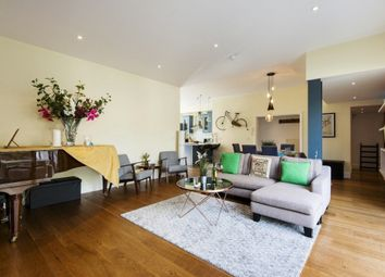 Thumbnail 3 bed flat to rent in St Maur Road, Fulham