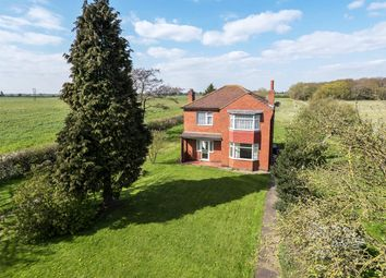 Thumbnail 3 bedroom detached house for sale in Hazelmere, Market Weighton Road, Barlby, Selby