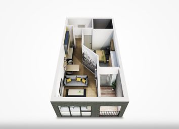 Thumbnail 1 bed flat for sale in Gildart Street, Liverpool