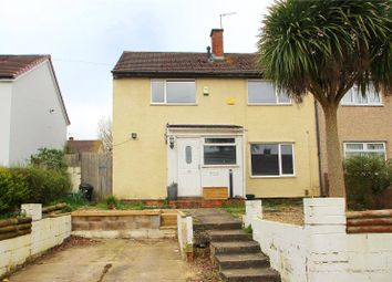 Thumbnail 4 bedroom end terrace house for sale in Keble Avenue, Bishopsworth, Bristol