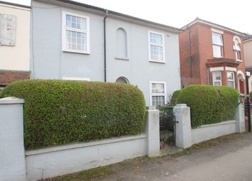 Thumbnail 3 bed terraced house for sale in Padwell Road, Southampton