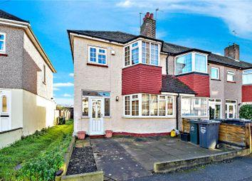 Thumbnail 3 bed end terrace house for sale in Ingram Road, Dartford, Kent