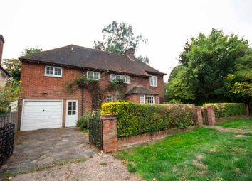 Thumbnail 4 bed detached house for sale in Orley Farm, Harrow On The Hill, Middlesex
