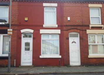 Thumbnail 2 bed terraced house for sale in Whitman Street, Liverpool