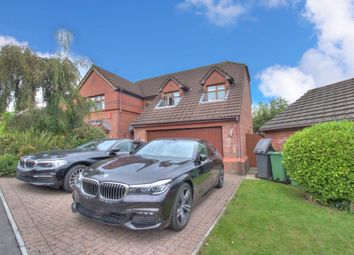 4 bed detached house for sale in Pilgrim Close, Radyr, Cardiff CF15