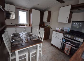 Thumbnail 2 bed mobile/park home for sale in Groveswood, Ashford Rise