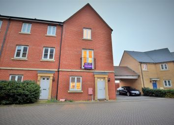 Thumbnail 4 bed town house for sale in Appleton Mews, Colchester