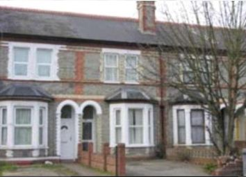 Thumbnail 4 bed terraced house to rent in London Road, Reading, Reading
