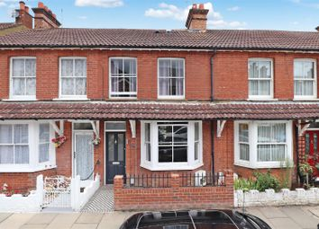 Thumbnail 3 bed terraced house for sale in Burnham Road, St.Albans