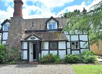Thumbnail 4 bed detached house for sale in Wellington, Herefordshire
