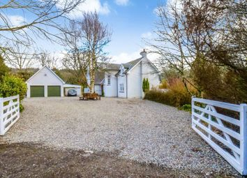 Thumbnail 4 bed detached house for sale in The Hosh, Crieff