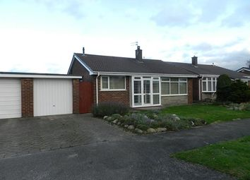 Thumbnail 2 bed detached bungalow to rent in Chiltern Road, Culcheth, Warrington
