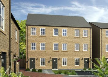 Thumbnail 1 bed mews house for sale in Charlestown Road, Glossop