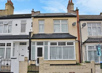 Thumbnail 3 bed terraced house for sale in Howarth Road, London, Greater London