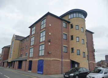 Thumbnail 2 bedroom flat to rent in Coburg Wharf, Liverpool