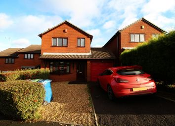 Thumbnail 3 bed detached house for sale in Highview Road, Stoke-On-Trent, Staffordshire