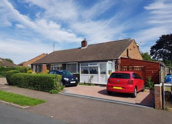 Thumbnail 3 bed bungalow for sale in Tudor Close, Bromham, Bedford