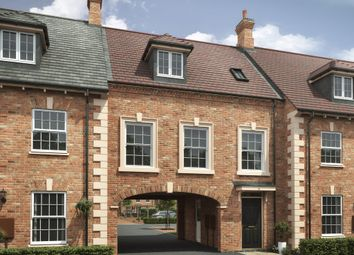 """Thumbnail 2 bedroom terraced house for sale in """"The Amberley 4th Edition"""" at Davidsons At Wellington Place, Leicester Road, Market Harborough"""