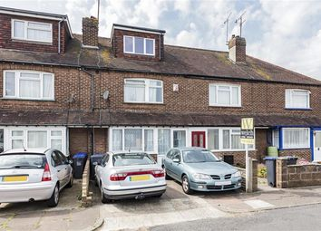 Thumbnail 4 bed terraced house to rent in Oakleigh Road, Worthing, West Sussex