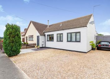 Thumbnail 3 bed bungalow for sale in Dobney Avenue, Queniborough, Leicester, Leicestershire