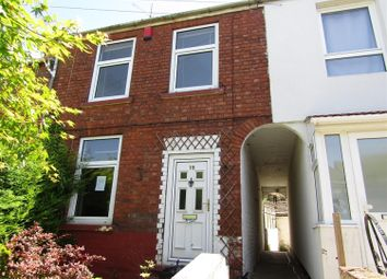 Thumbnail 2 bed terraced house for sale in Malpas Avenue, Gainsborough