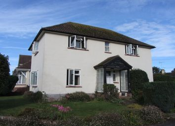 Thumbnail 2 bed detached house to rent in Yarde Close, Sidmouth