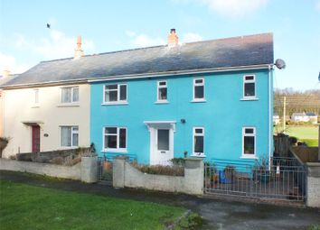 Thumbnail 4 bed semi-detached house for sale in Meadow Vale, Dale, Haverfordwest