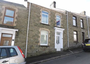 Thumbnail 3 bedroom terraced house for sale in Penrice Street, Morriston, Swansea