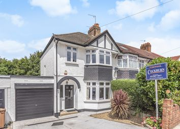 3 bed semi-detached house for sale in Dunkery Road, London SE9