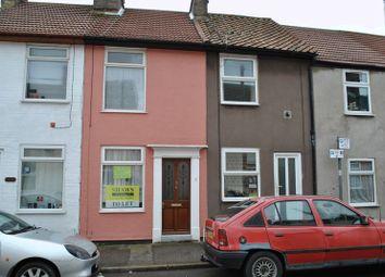 Thumbnail 1 bedroom property to rent in Bevan Street West, Lowestoft