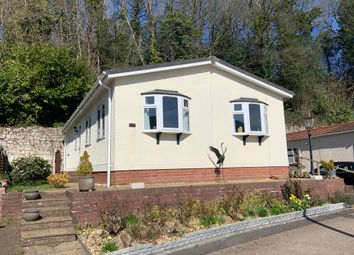 Thumbnail 2 bed mobile/park home for sale in Waun Wern Park, Crumlin Road, Pontypool