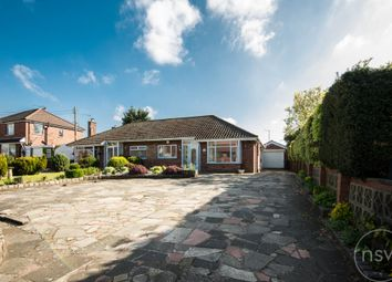 Thumbnail 2 bed semi-detached bungalow for sale in Blaguegate Lane, Lathom, Lancashire