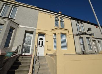 Thumbnail 2 bedroom terraced house to rent in Wolseley Road, Plymouth, Devon