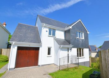 Thumbnail 4 bed detached house for sale in Woodville Avenue, Princetown, Yelverton