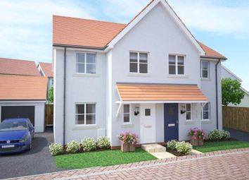 Thumbnail 3 bedroom semi-detached house for sale in Walters Field, Roundswell, Barnstaple