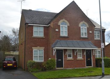 Thumbnail 3 bed semi-detached house for sale in Lowther Crescent, St. Helens, Merseyside