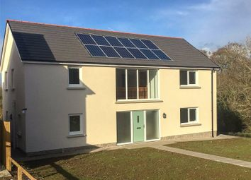 Thumbnail 4 bed detached house for sale in Lamphey (Plot 18), Garden Meadows Park, Narberth Road, Tenby