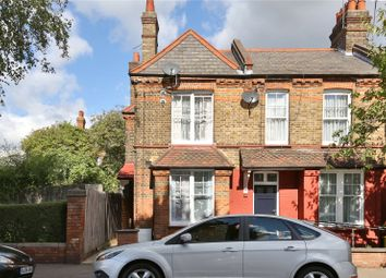 Thumbnail 2 bed end terrace house for sale in Morley Avenue, Wood Green, London