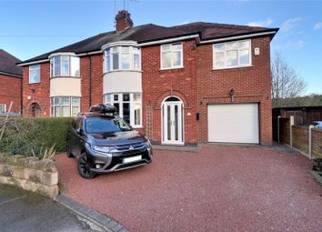Thumbnail 5 bed semi-detached house for sale in Sherwood Avenue, Stafford