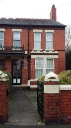 Thumbnail 4 bed shared accommodation to rent in Gerald Street, Wrexham
