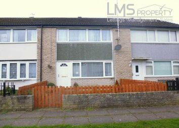 Thumbnail 3 bed terraced house to rent in Severn Walk, Winsford