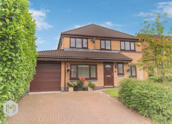 Thumbnail 4 bed detached house for sale in Dow Lane, Bury