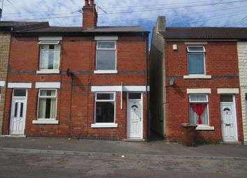 Thumbnail 2 bed terraced house for sale in Dove Street, Bulwell, Nottingham