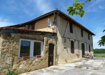 Thumbnail 4 bed property for sale in Troncens, Gers, France