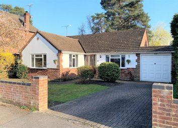 Thumbnail 3 bed detached bungalow for sale in Ridgeway Close, Lightwater, Surrey