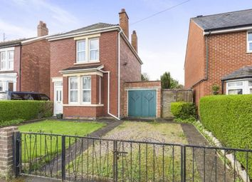 Thumbnail 3 bed detached house for sale in Cotteswold Road, Gloucester, Gloucestershire